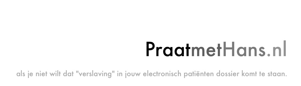 Integrative Addiction Coaching: PraatmetHans.nl